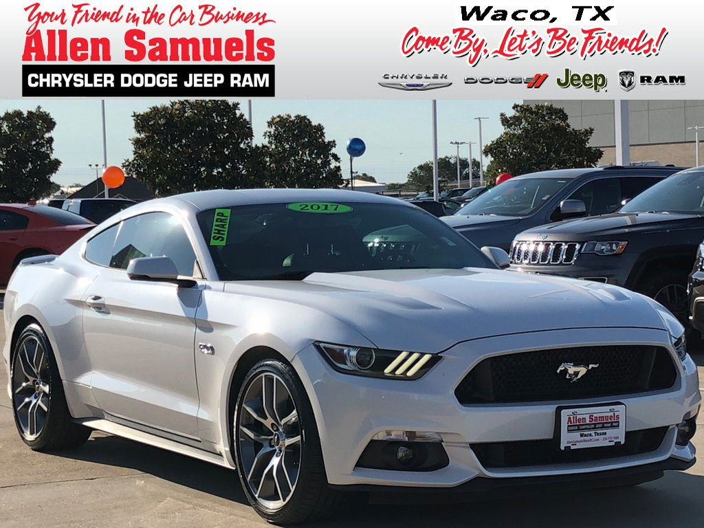 Pre owned 2017 ford mustang gt premium