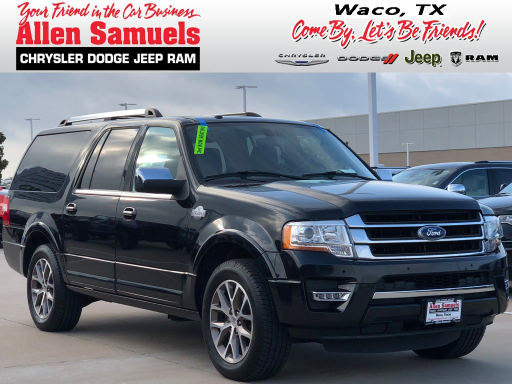 Pre owned 2015 ford expedition el king ranch