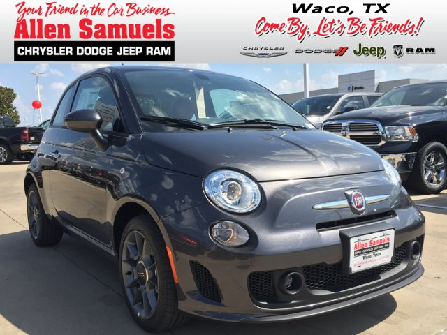 New 2019 Fiat 500 Pop Hatchback