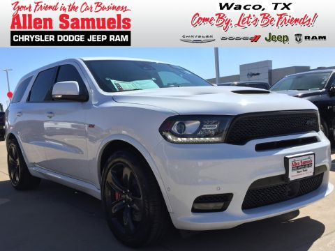Certified Pre-Owned 2018 Dodge Durango SRT AWD