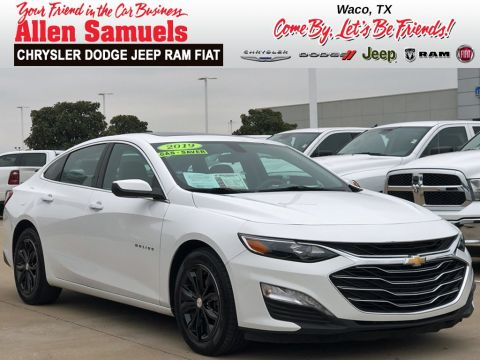 Pre-Owned 2019 Chevrolet Malibu LT FWD 4dr Car