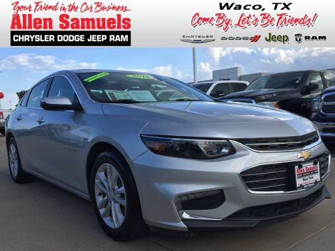 Pre-Owned 2018 Chevrolet Malibu LT FWD 4dr Car