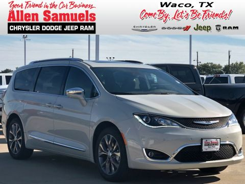 New 2020 CHRYSLER Pacifica Limited FWD Passenger Van