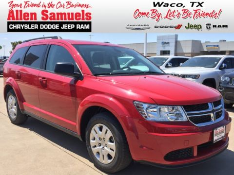 New 2019 DODGE Journey SE Value Pkg