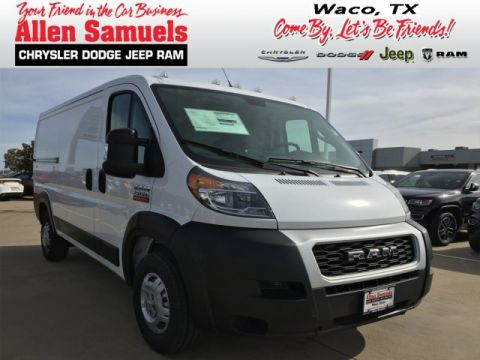 7 2019 Ram ProMaster Van for Sale in Waco | Allen Samuels