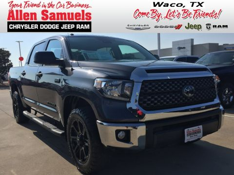 Pre-Owned 2018 Toyota Tundra 4WD SR5 With Navigation & 4WD